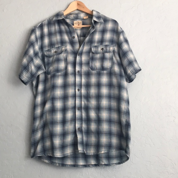 RedHead Other - Redhead Men's Plaid Button Down